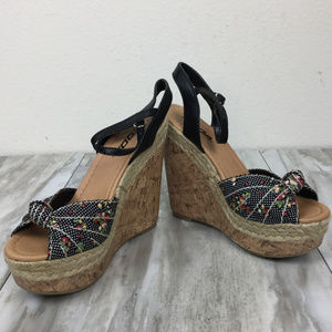 Soda Wedges 6 NWOT
